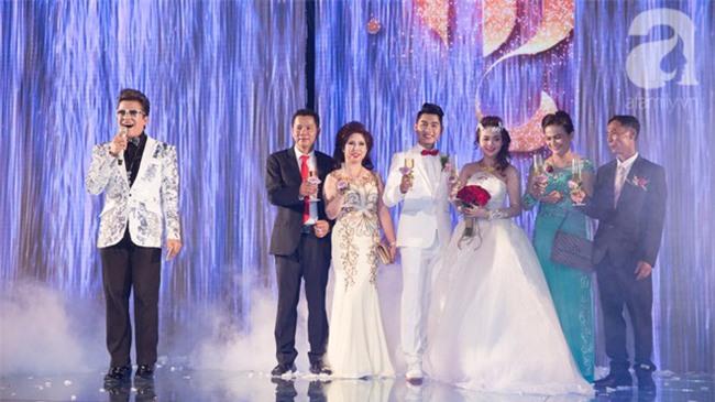 10 đám cưới Việt không phải của sao showbiz nhưng cực kỳ xa hoa khiến MXH nô nức chỉ dám nhìn không dám ước trong năm 2017 - Ảnh 1.