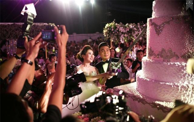 10 đám cưới Việt không phải của sao showbiz nhưng cực kỳ xa hoa khiến MXH nô nức chỉ dám nhìn không dám ước trong năm 2017 - Ảnh 11.