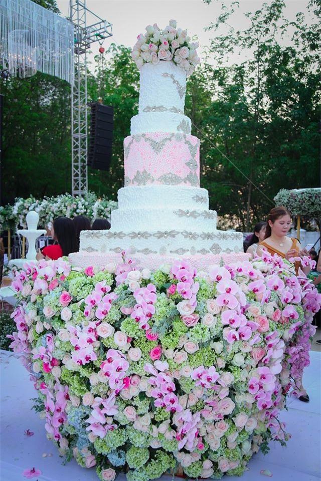 10 đám cưới Việt không phải của sao showbiz nhưng cực kỳ xa hoa khiến MXH nô nức chỉ dám nhìn không dám ước trong năm 2017 - Ảnh 13.