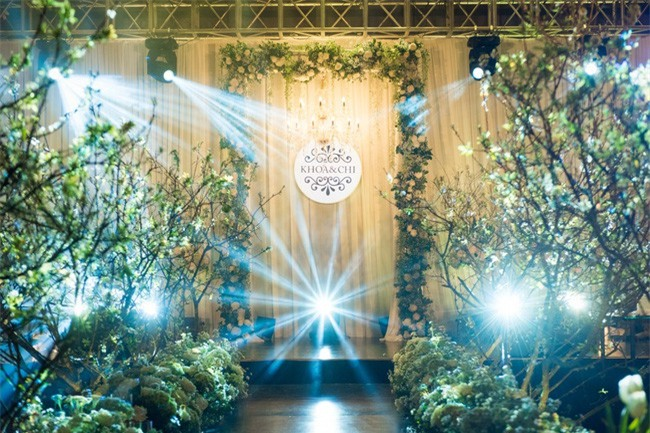 10 đám cưới Việt không phải của sao showbiz nhưng cực kỳ xa hoa khiến MXH nô nức chỉ dám nhìn không dám ước trong năm 2017 - Ảnh 15.