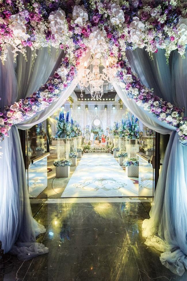 10 đám cưới Việt không phải của sao showbiz nhưng cực kỳ xa hoa khiến MXH nô nức chỉ dám nhìn không dám ước trong năm 2017 - Ảnh 21.