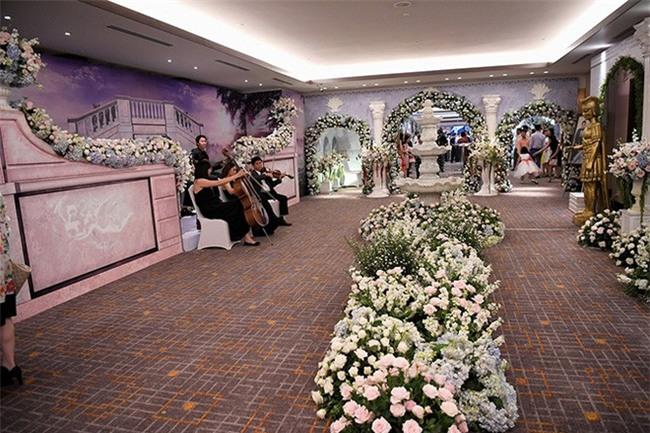 10 đám cưới Việt không phải của sao showbiz nhưng cực kỳ xa hoa khiến MXH nô nức chỉ dám nhìn không dám ước trong năm 2017 - Ảnh 31.