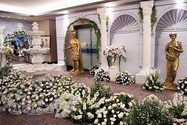 10 đám cưới Việt không phải của sao showbiz nhưng cực kỳ xa hoa khiến MXH nô nức chỉ dám nhìn không dám ước trong năm 2017 - Ảnh 32.