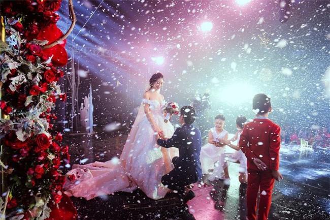 10 đám cưới Việt không phải của sao showbiz nhưng cực kỳ xa hoa khiến MXH nô nức chỉ dám nhìn không dám ước trong năm 2017 - Ảnh 36.