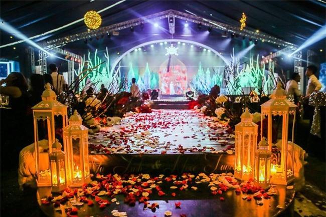 10 đám cưới Việt không phải của sao showbiz nhưng cực kỳ xa hoa khiến MXH nô nức chỉ dám nhìn không dám ước trong năm 2017 - Ảnh 37.