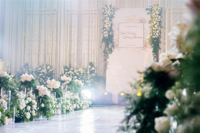 10 đám cưới Việt không phải của sao showbiz nhưng cực kỳ xa hoa khiến MXH nô nức chỉ dám nhìn không dám ước trong năm 2017 - Ảnh 39.