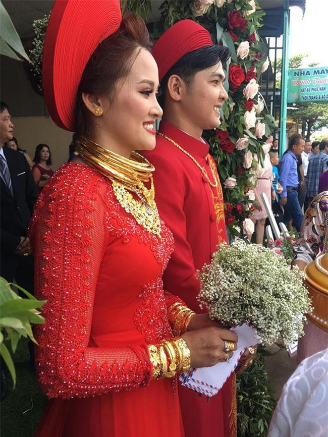 10 đám cưới Việt không phải của sao showbiz nhưng cực kỳ xa hoa khiến MXH nô nức chỉ dám nhìn không dám ước trong năm 2017 - Ảnh 45.