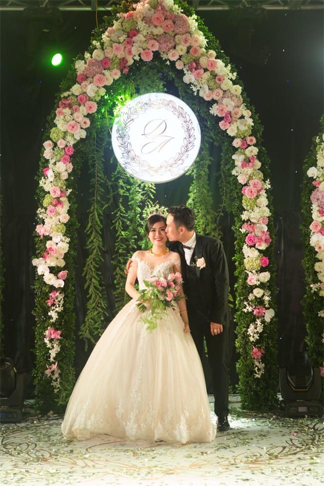 10 đám cưới Việt không phải của sao showbiz nhưng cực kỳ xa hoa khiến MXH nô nức chỉ dám nhìn không dám ước trong năm 2017 - Ảnh 5.