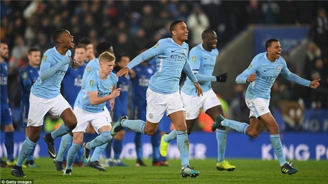Man City vào bán kết Cúp Liên đoàn sau loạt luân lưu nghẹt thở - Ảnh 3.