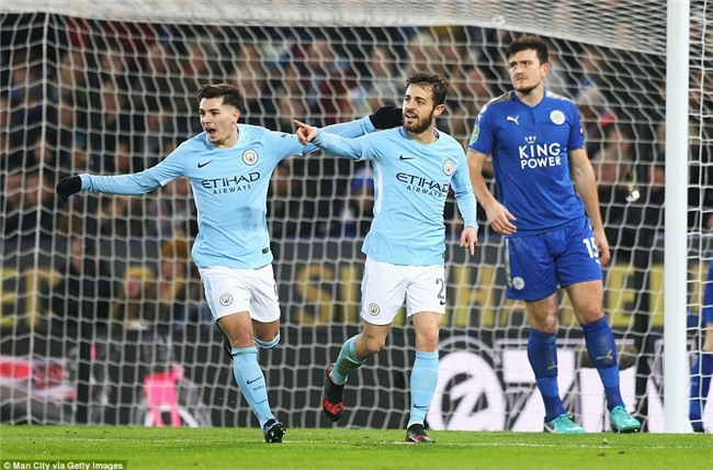 Man City vào bán kết Cúp Liên đoàn sau loạt luân lưu nghẹt thở - Ảnh 6.