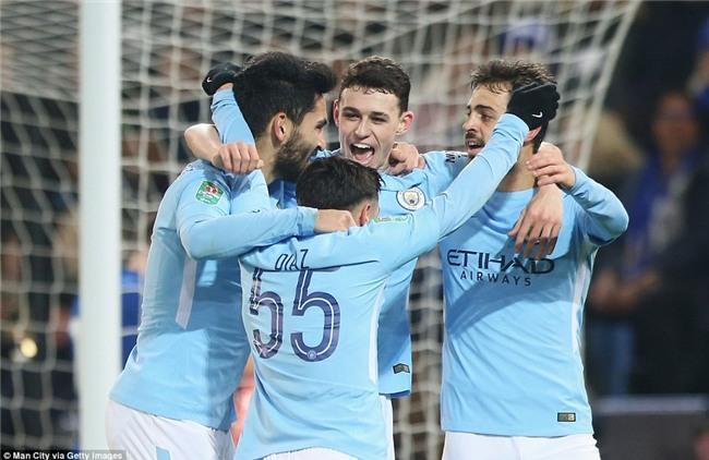 Man City vào bán kết Cúp Liên đoàn sau loạt luân lưu nghẹt thở - Ảnh 10.
