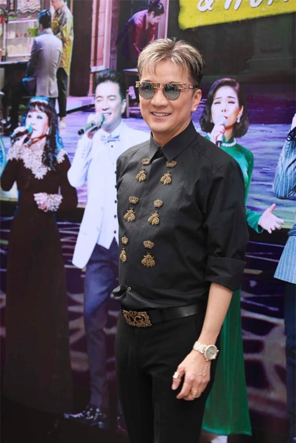 Đàm Vĩnh Hưng: Tôi là 1 trong 7 ca sĩ có thể bán được đĩa và vé ở Việt Nam-1