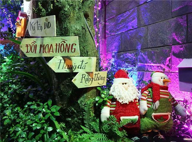Hàng trăm người chen lấn chụp ảnh Noel tại biệt thự 3 triệu USD của Đàm Vĩnh Hưng - 4