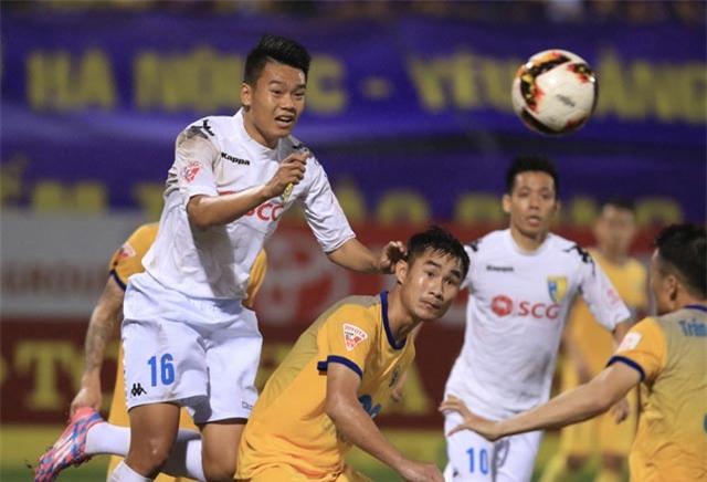 Thành Chung (16) xứng đáng được gọi lên U23 Việt Nam vì những tiến bộ không ngừngẢnh: Đức Cường