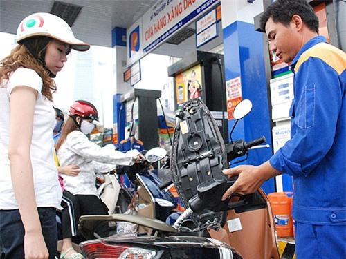 giá xăng,điều chỉnh giá xăng,giá xăng dầu,dầu thô