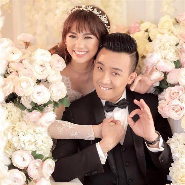 Mải mê tám chuyện, Hari Won để lộ địa điểm kỷ niệm 1 năm ngày cưới Trấn Thành?-1