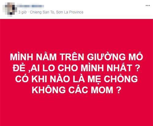 "sau clip dua vo di de, dan mang lai day song ""me chong o dau khi con dau sinh chau"" - 1"