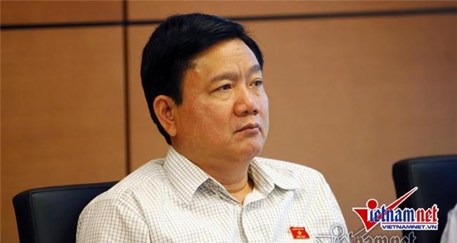 Đinh La Thăng,khởi tố ông Đinh La Thăng,PVN,Oceanbank