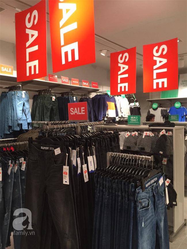 H&M sale 50% nhưng tìm được đồ để mua thì... hơi khó - Ảnh 9.