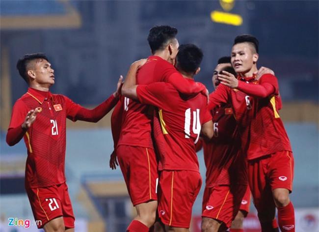 U23 Viet Nam thua doi bong cua Han Quoc 2-3 o phut bu gio hinh anh 1