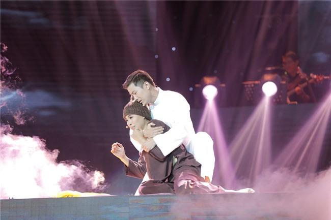 'Cô hàng nước' Hòa Minzy lần thứ 3 giành chiến thắng tại Cặp đôi hoàn hảo-5