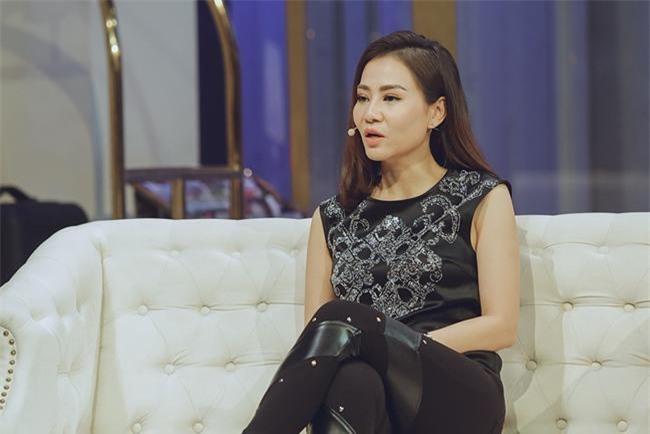 """thu minh: """"giong tuan hung, toi tuc dien mau vi nhung loi dong cham den con minh"""" - 2"""