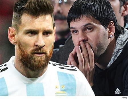 Lionel Messi vừa phải chi tiền giúp đỡ anh trai