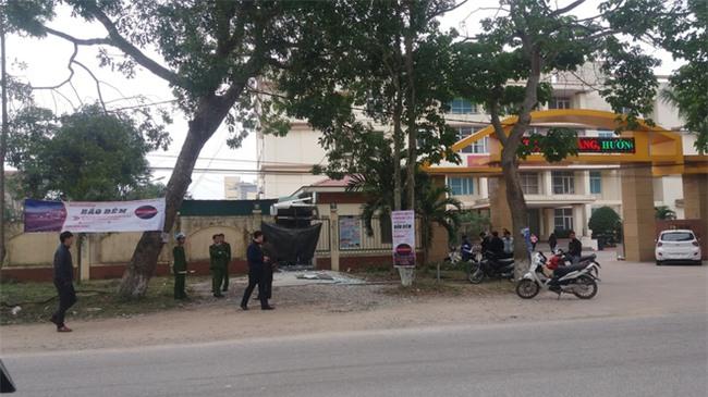 Nghệ An: Nổ cây ATM Vietinbank, thiệt hại hơn nửa tỷ đồng - Ảnh 2.