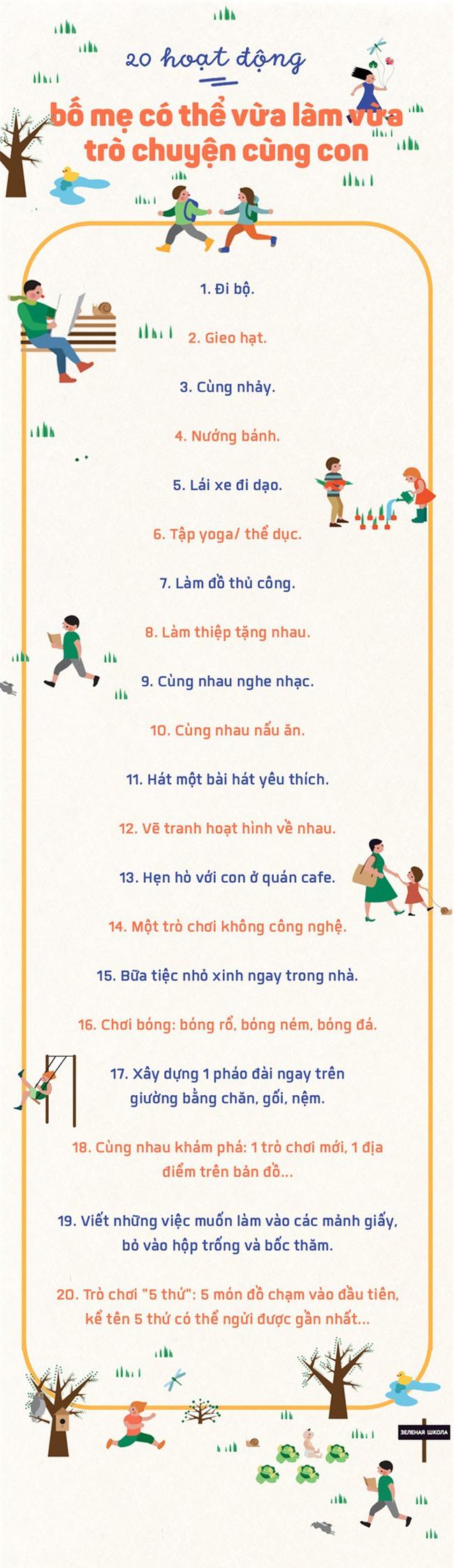 Làm gì thì làm, nhất định phải dành ra 20 phút mỗi tuần để trò chuyện với con về những điều này - Ảnh 2.