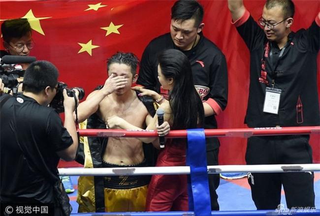 Nhà vô địch quyền anh Trung Quốc Trâu Thị Minh bị mù đột ngột - Ảnh 3.