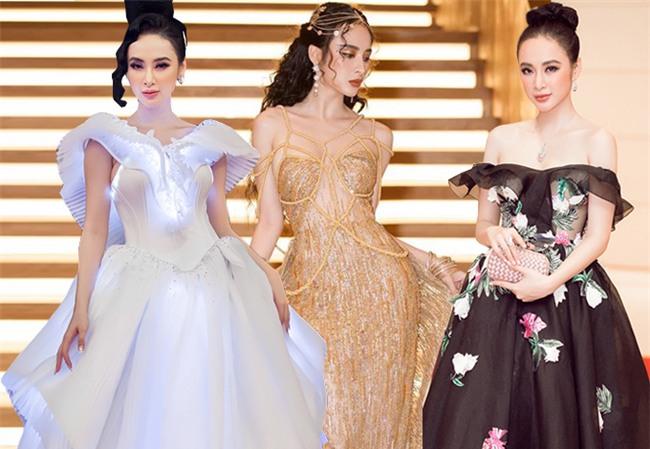 Top 5 nữ hoàng thảm đỏ showbiz Việt năm 2017-5
