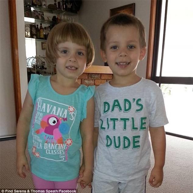 3 năm sau ngày phát hiện 2 con mất tích, ông bố đau khổ bất ngờ nhận được quà Giáng sinh sớm từ cảnh sát - Ảnh 1.