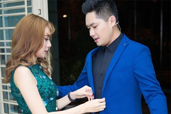 Hồ Bích Trâm: Không bao giờ tôi đóng phim với Minh Luân nữa-1