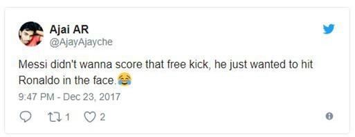 Khuôn mặt đáng thương của Ronaldo bị antifan chế giễu - Ảnh 5.