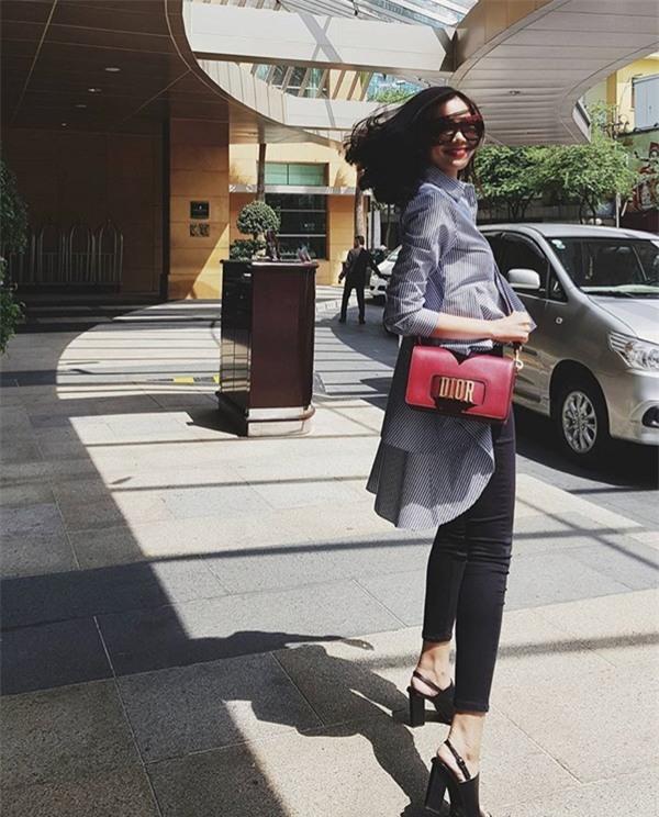 Chiêm ngưỡng một góc nhà mới chứa đầy hàng hiệu của siêu mẫu Thanh Hằng-10