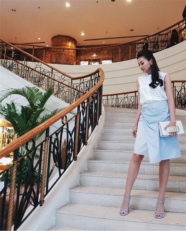 Chiêm ngưỡng một góc nhà mới chứa đầy hàng hiệu của siêu mẫu Thanh Hằng-14