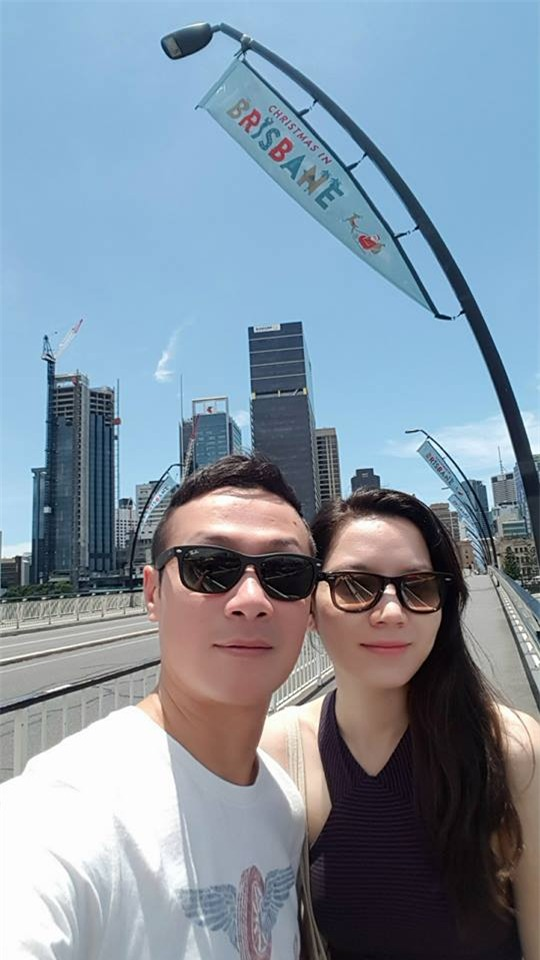 MC Anh Tuấn, vợ  MC Anh Tuấn, bà xã  MC Anh Tuấn Lý Hồng Nhung