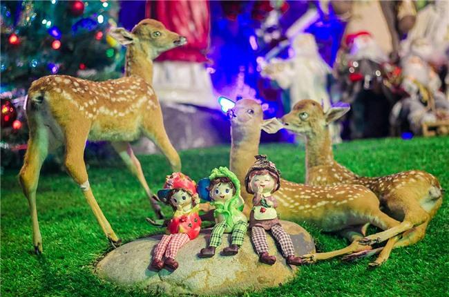Giáng sinh 2017,Noel 2017,Đàm Vĩnh Hưng,Biệt thự