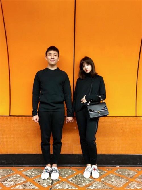 Kỷ niệm 1 năm kết hôn, Trấn Thành nhắn gửi Hari Won: 'Cảm ơn em đã đến bên anh'-2
