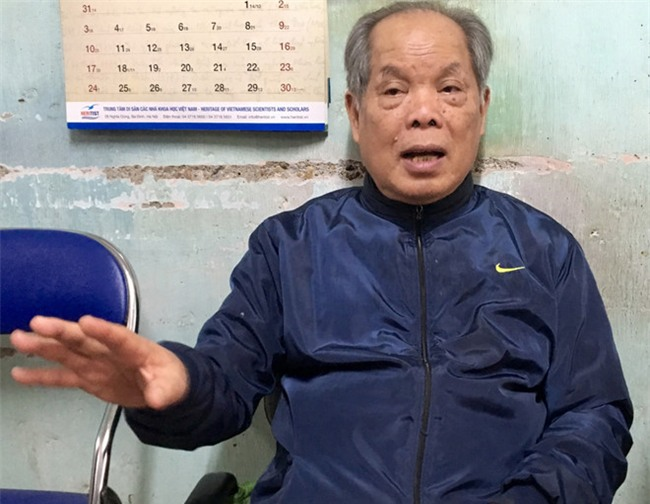 PGS Bui Hien cong bo phan 2 cai tien 'Tieq Viet' sau 40 nam nghien cuu hinh anh 1