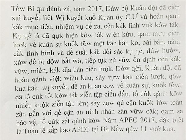 PGS Bui Hien cong bo phan 2 cai tien 'Tieq Viet' sau 40 nam nghien cuu hinh anh 3