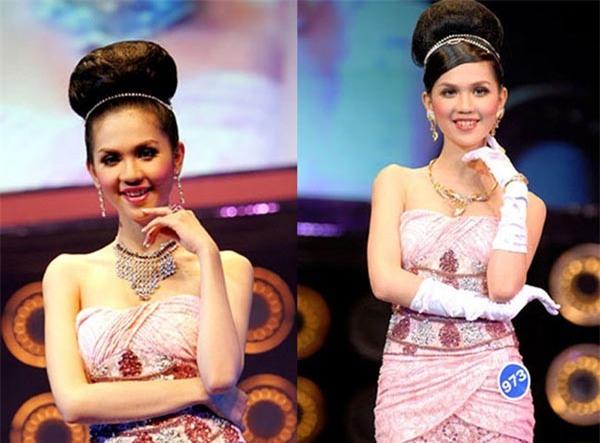 Từ danh hiệu Gương mặt ăn ảnh ở Siêu mẫu Việt Nam, Ngọc Trinh đã đổi vận như thế nào?-1
