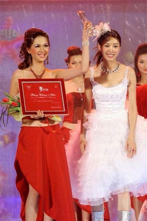 Từ danh hiệu Gương mặt ăn ảnh ở Siêu mẫu Việt Nam, Ngọc Trinh đã đổi vận như thế nào?-3