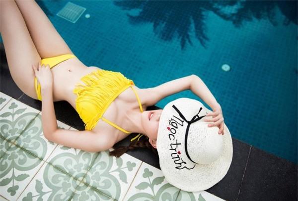 Từ danh hiệu Gương mặt ăn ảnh ở Siêu mẫu Việt Nam, Ngọc Trinh đã đổi vận như thế nào?-6