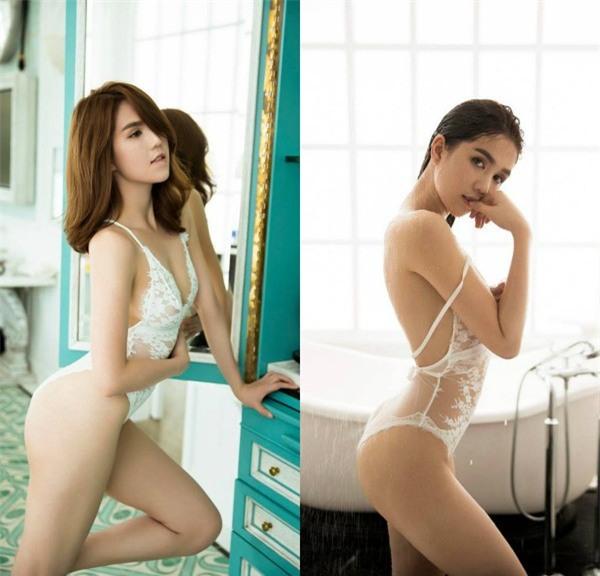 Từ danh hiệu Gương mặt ăn ảnh ở Siêu mẫu Việt Nam, Ngọc Trinh đã đổi vận như thế nào?-7