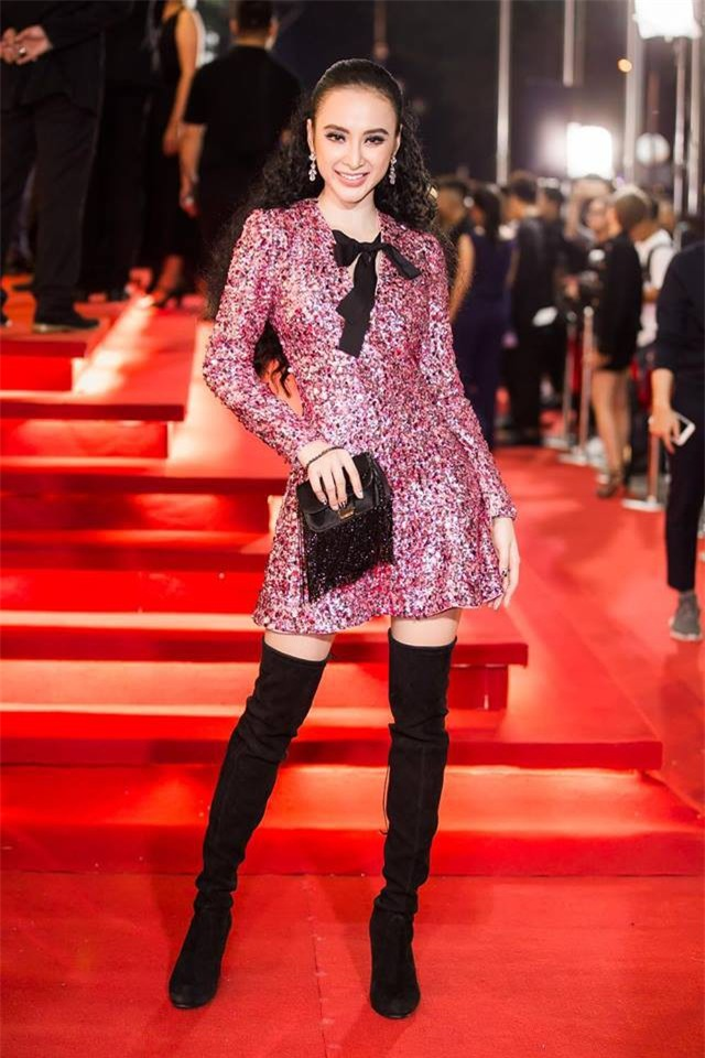 Năm 2017, đây là những người đẹp xứng danh nữ hoàng thảm đỏ showbiz Việt - Ảnh 22.