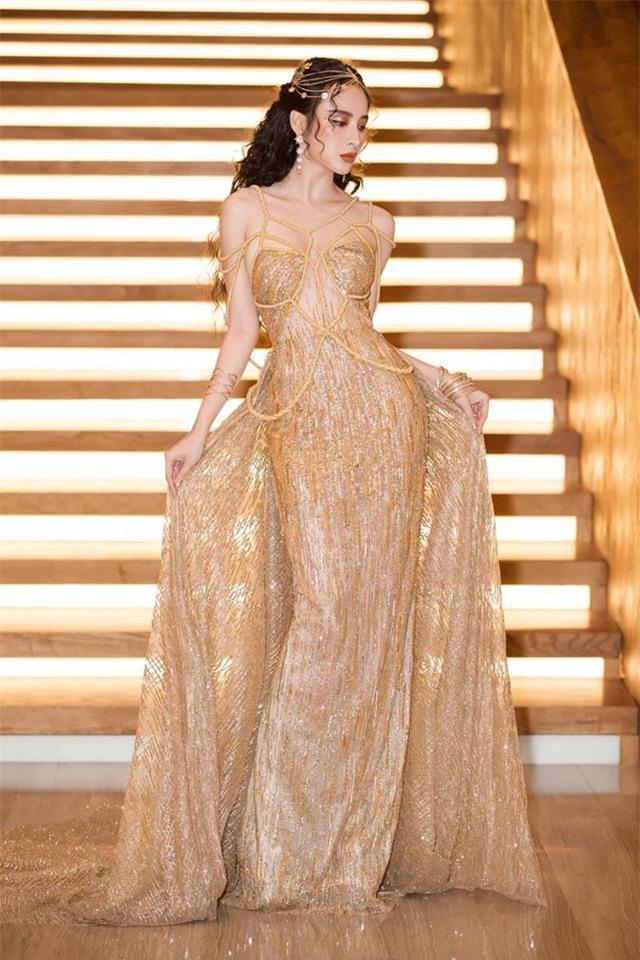 Năm 2017, đây là những người đẹp xứng danh nữ hoàng thảm đỏ showbiz Việt - Ảnh 23.
