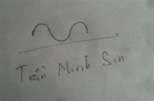 Dân mạng đua nhau khoe chữ ký bá đạo nhìn hình đoán tên: H2O là Thủy, Tấn là 1.000kg! - Ảnh 4.