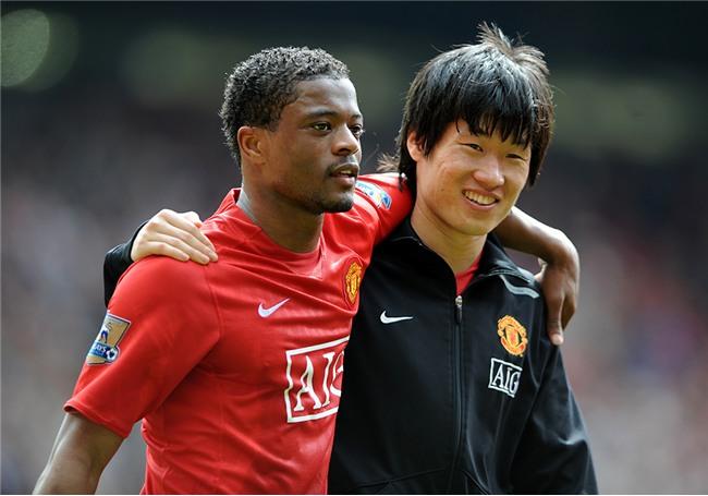 Câu chuyện cảm động về tình bạn của Park Ji-Sung với đồng đội ở Man Utd - Ảnh 1.