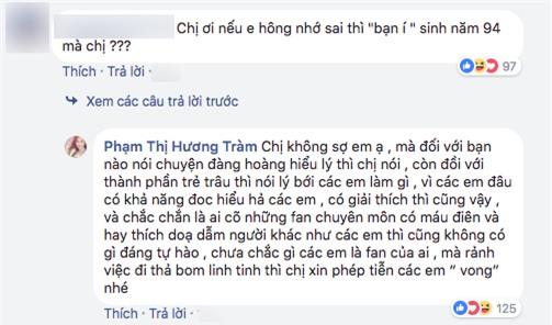Công khai nhận lỗi nhưng vẫn bị dân mạng chỉ trích, Hương Tràm cho biết sẽ trực tiếp xin lỗi Sơn Tùng - Ảnh 2.